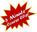 Free course clip